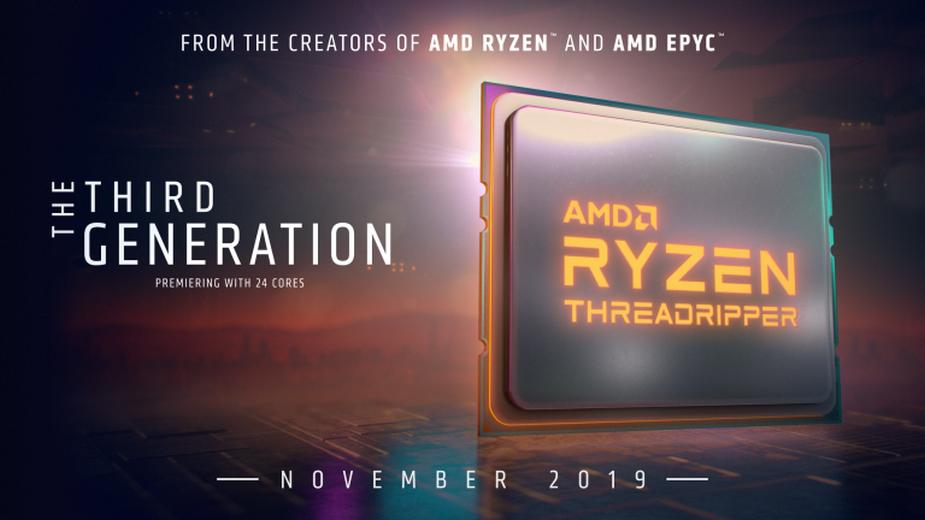 AMD Threadripper 3960X jest najsłabszy z serii. Pojawiły się nowe przecieki