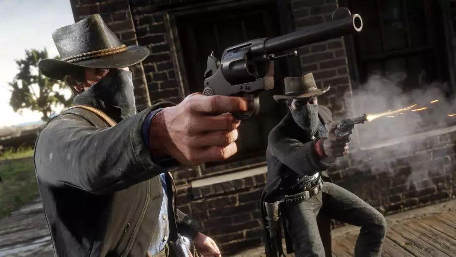 Amerykańska telewizja pomyliła Red Dead Redemption 2 z rzeczywistością