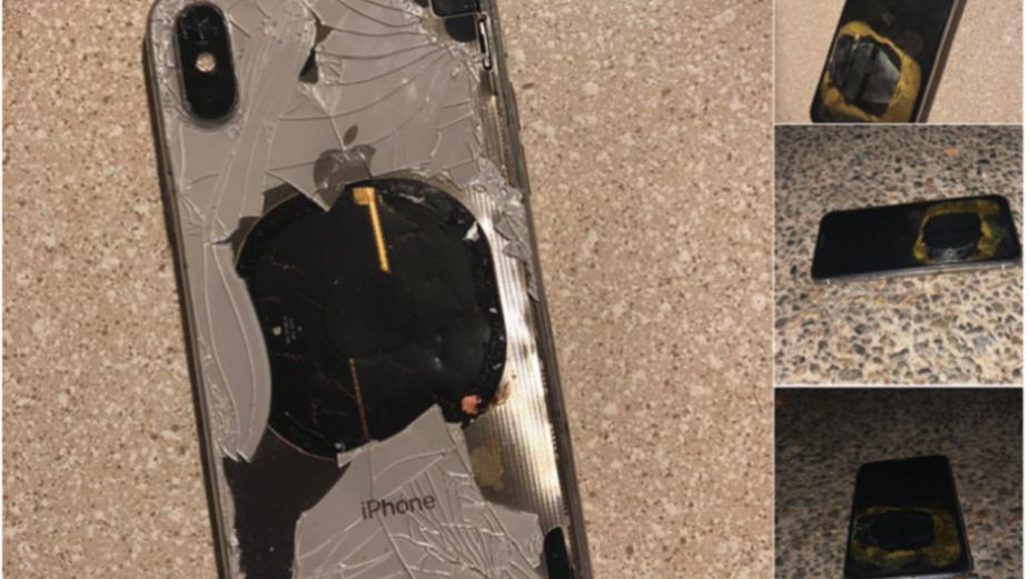 Apple iPhone X eksplodował po aktualizacji do iOS 12.1