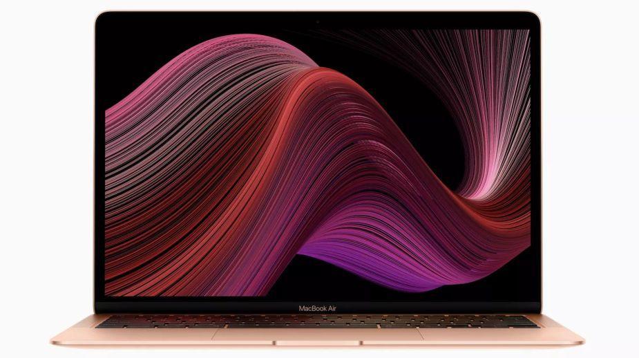 Apple prezentuje nową wersję MacBooka Air z klaiwaturą Magic Keyboard