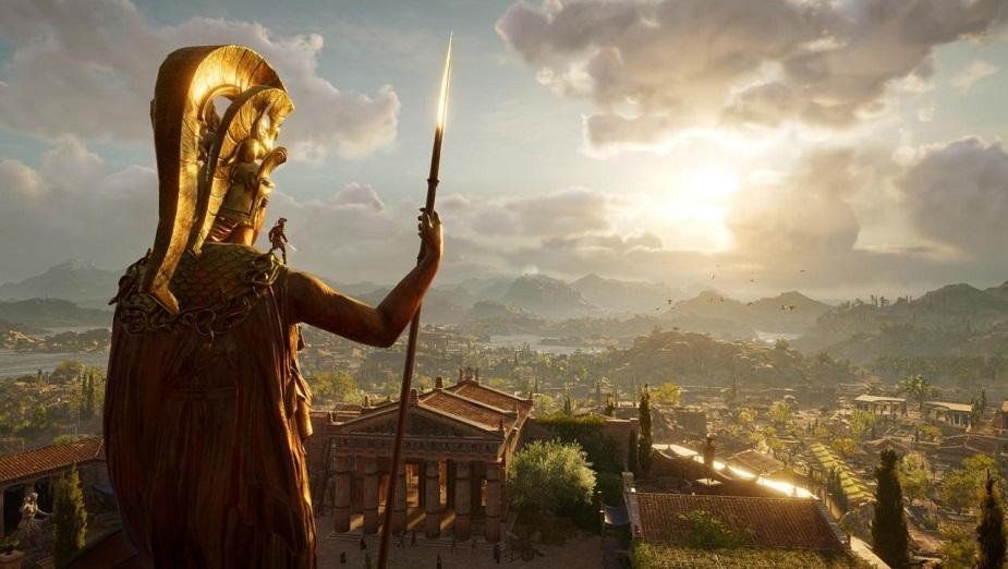 Assassin`s Creed Odyssey - półgodzinny gameplay z udziałem Alexiosa