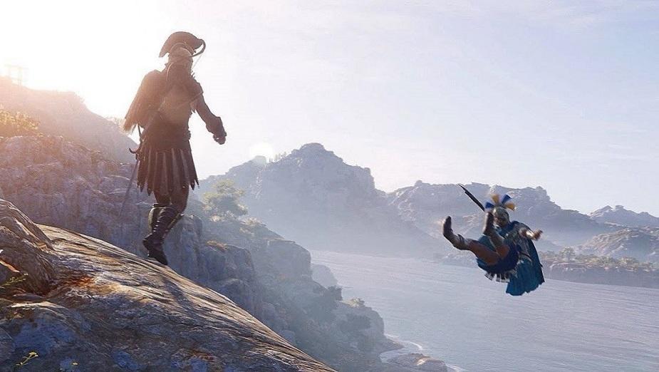 Assassin`s Creed: Odyssey pozwoli wcielić się w rolę potomka Leonidasa?