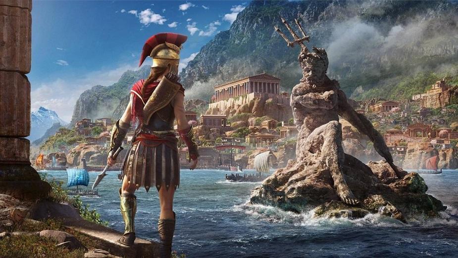 Assassin's Creed Odyssey na efektownym zwiastunie premierowym