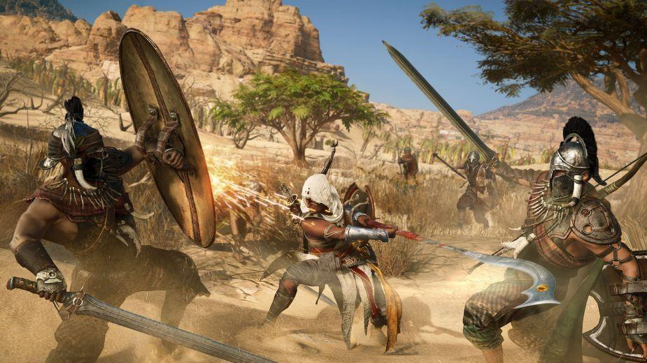 Assassin`s Creed Origins za darmo przez najbliższy weekend