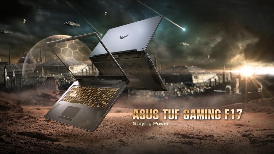 ASUS TUF Gaming F17 z Intel Core i7-11800H i GeForce RTX 3060 dostrzeżony na Amazonie