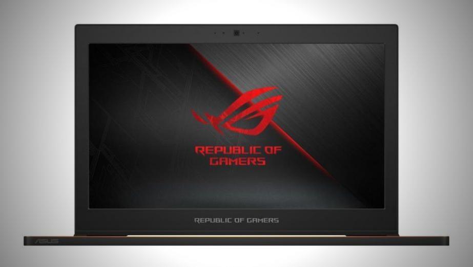 Asus Zephyrus GX501 - kolejny laptop z 6-rdzeniowym CPU Intela