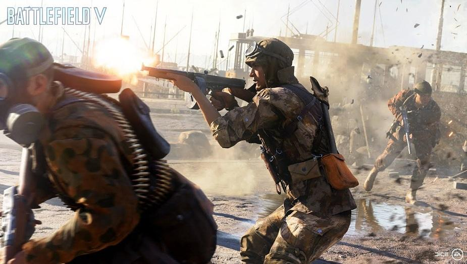 Battlefield 5 - nowe informacje o battle royale