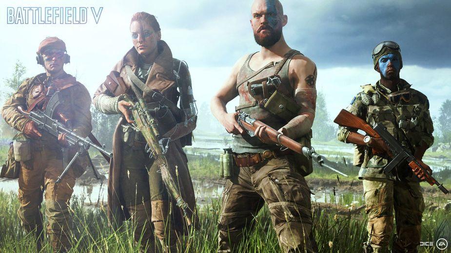 Battlefield V już oficjalnie - seria powraca do II wojny światowej