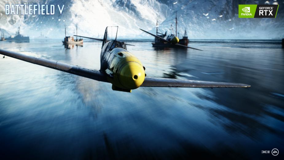 Battlefield V - poznaliśmy oficjalne wymagania PC, w tym dla ray-tracingu