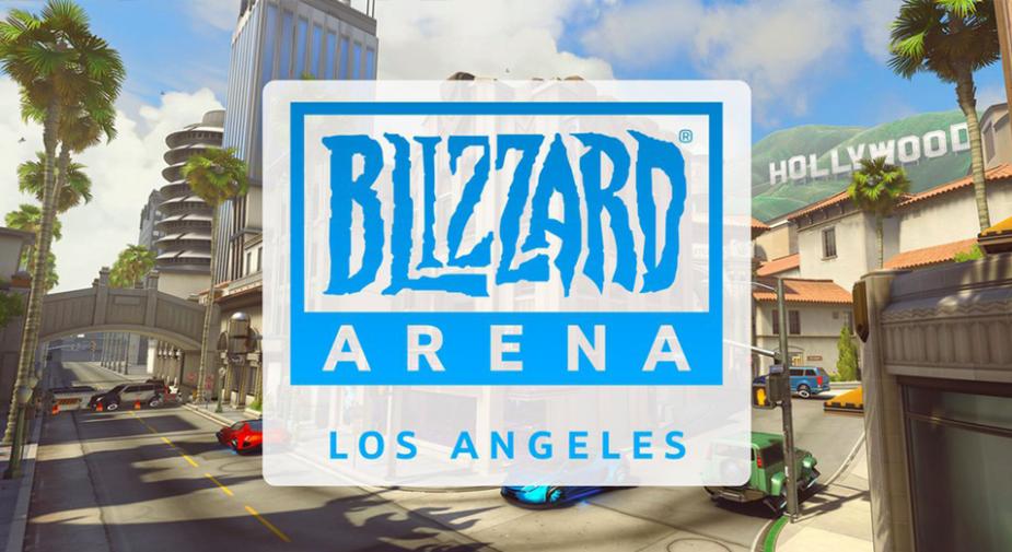 Blizzard otwiera własną e-sportową arenę w Los Angeles