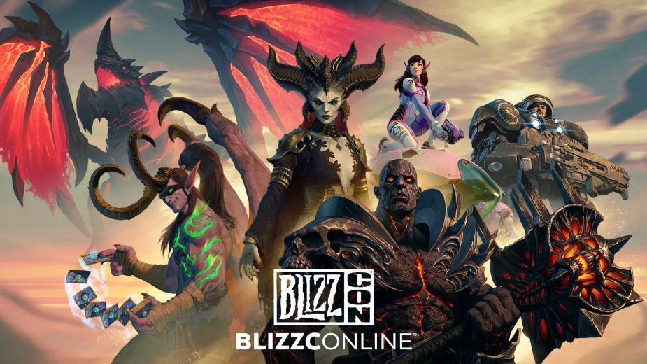 BlizzCon 2021 odwołany. Konwent odbędzie się na początku przyszłego roku w cyfrowej formie