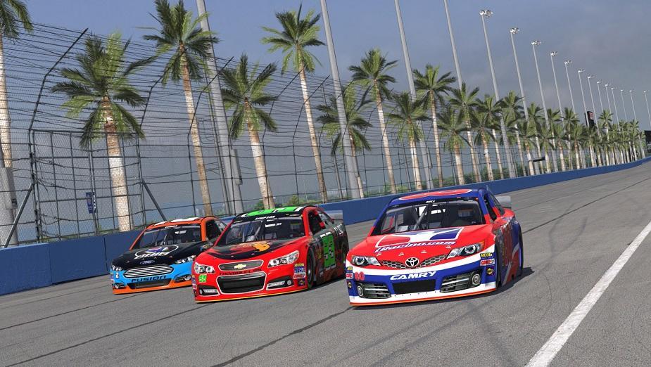 Były zawodnik NASCAR ukarany za próbę celowego taranowania graczy w iRacing