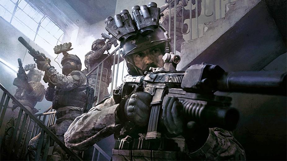 Call of Duty: Modern Warfare wymaga wiecej HDD niż Red Dead Redemption 2