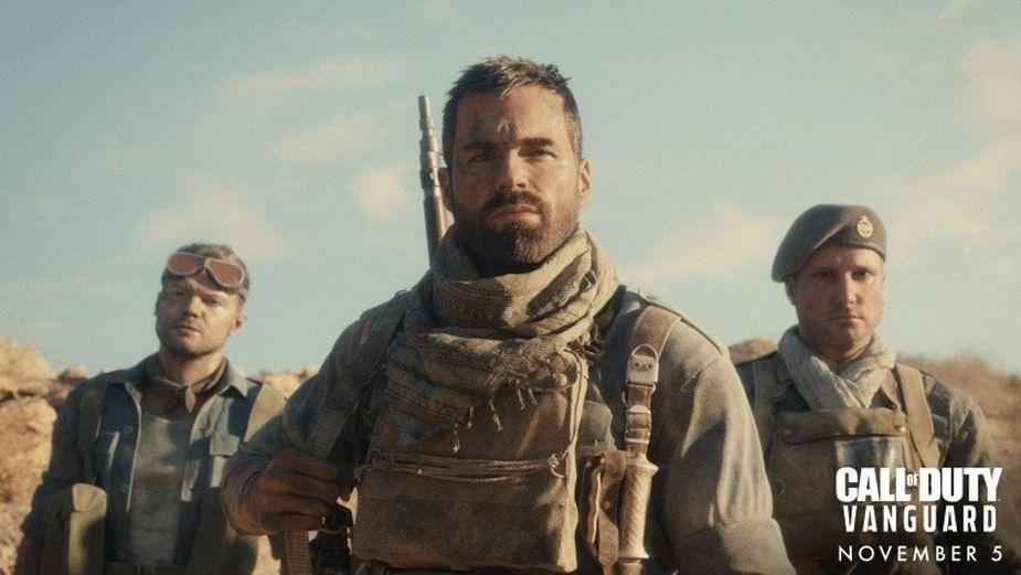 Call of Duty: Vanguard na epickim zwiastunie fabularnym