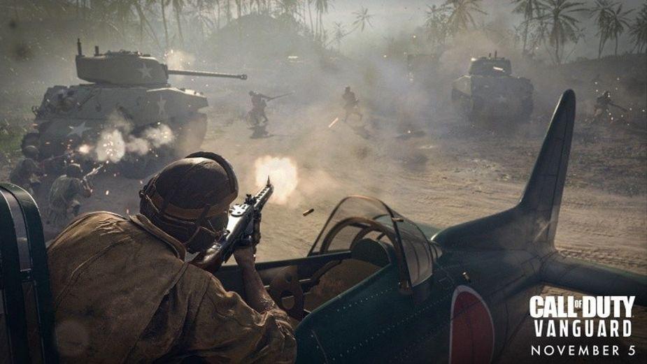 Call of Duty: Vanguard na pierwszej rozgrywce. Zobaczcie spektakularny materiał
