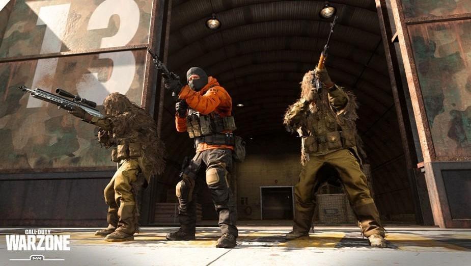 Call of Duty: Warzone z ogromną falą banów dla oszustów