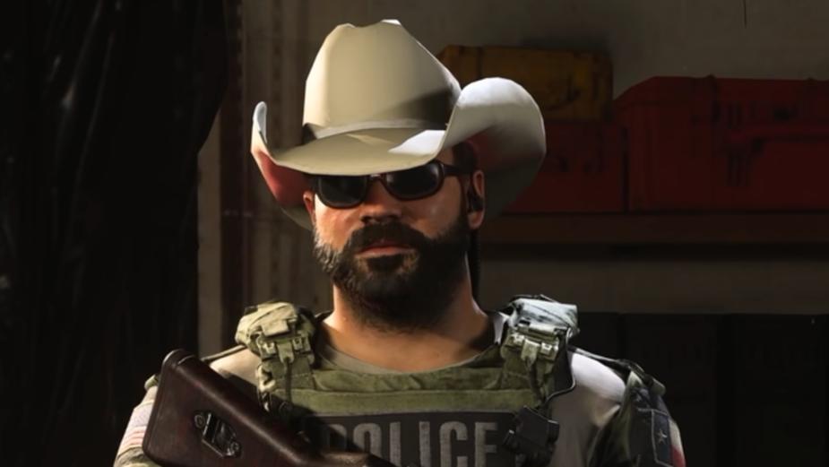 Call of Duty zmienia skórkę pogranicznika, żeby walczyć z rasizmem