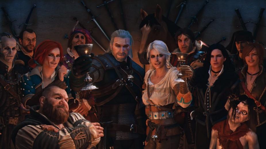 CD Projekt przegonił Ubisoft i jest największym producentem gier w Europie