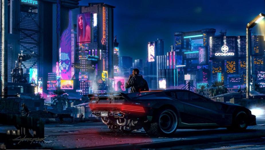 CD Projekt RED przełożył premierę Cyberpunka 2077