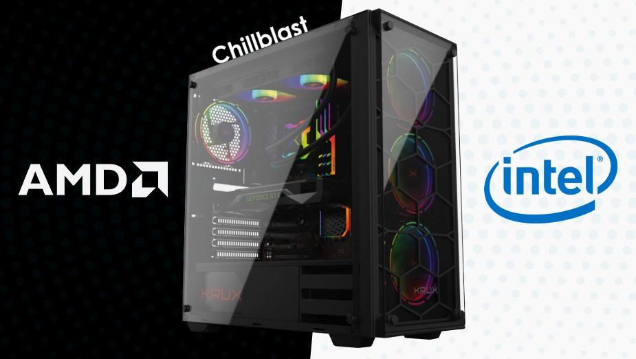 Chillblast Krux Miami oraz Krux Vice - test zestawów komputerowych