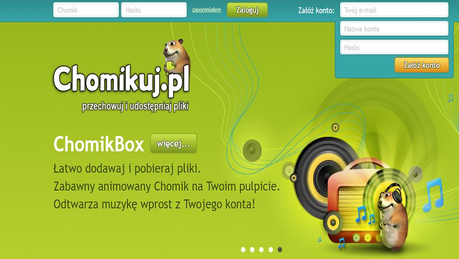 Chomikuj.pl na celowniku Amerykanów. RIAA chce uzyskać ważne informacje