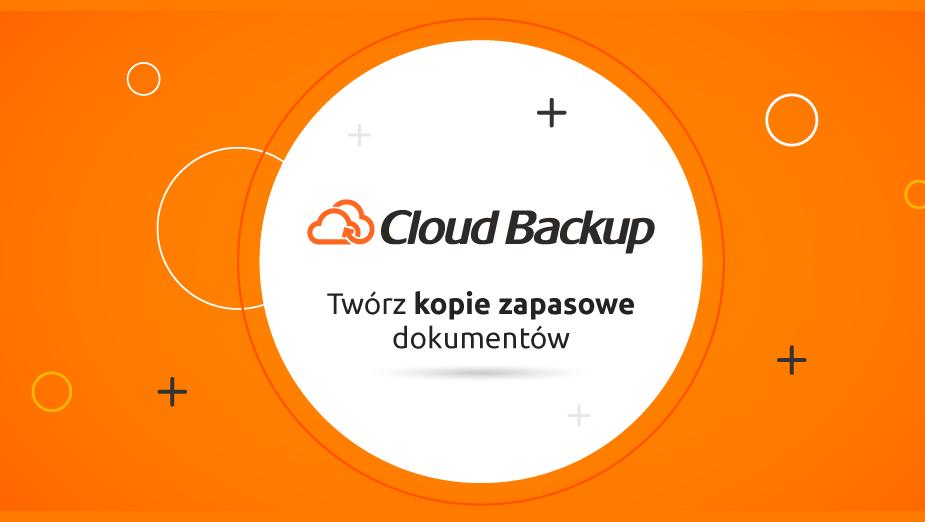 Cloud Backup - sprawdzamy usługę kopii zapasowej w chmurze od nazwa.pl