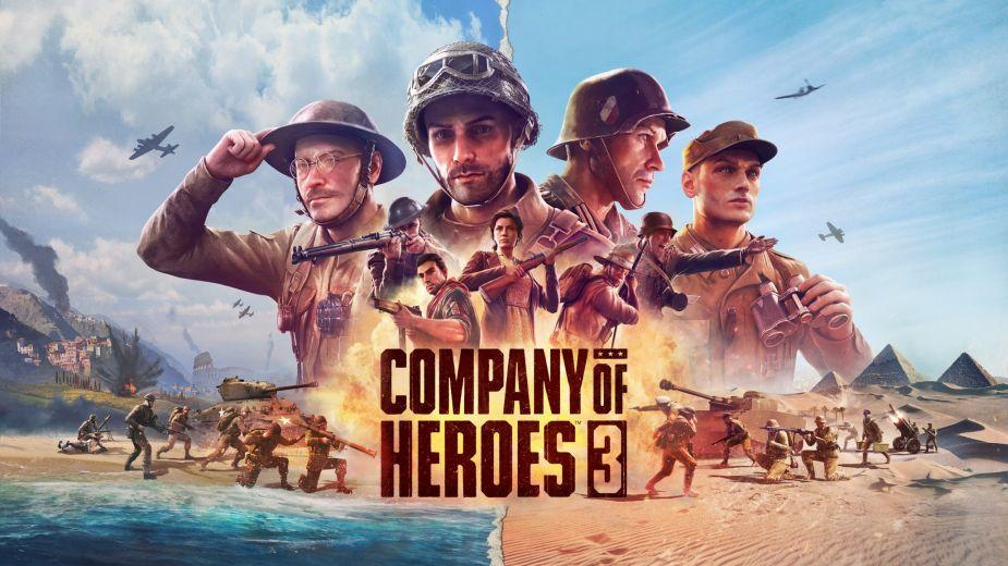 Company of Heroes 3 zapowiedziane. Szykuje się gratka dla fanów klasycznych RTS-ów
