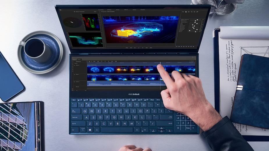 Computex: ASUS Zenbook Pro Duo - interesujący laptop z dwoma ekranami