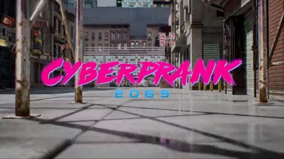 Cyberprank 2069, parodia Cyberpunk 2077, usunięty ze Steam