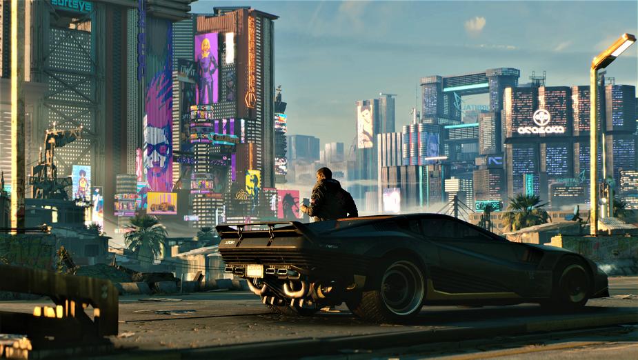 Cyberpunk 2077 na nowym materiale. CD Projekt RED zaprezentował pojazdy
