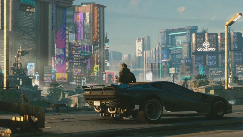 Cyberpunk 2077 nie będzie stronił od tematów politycznych i społecznych