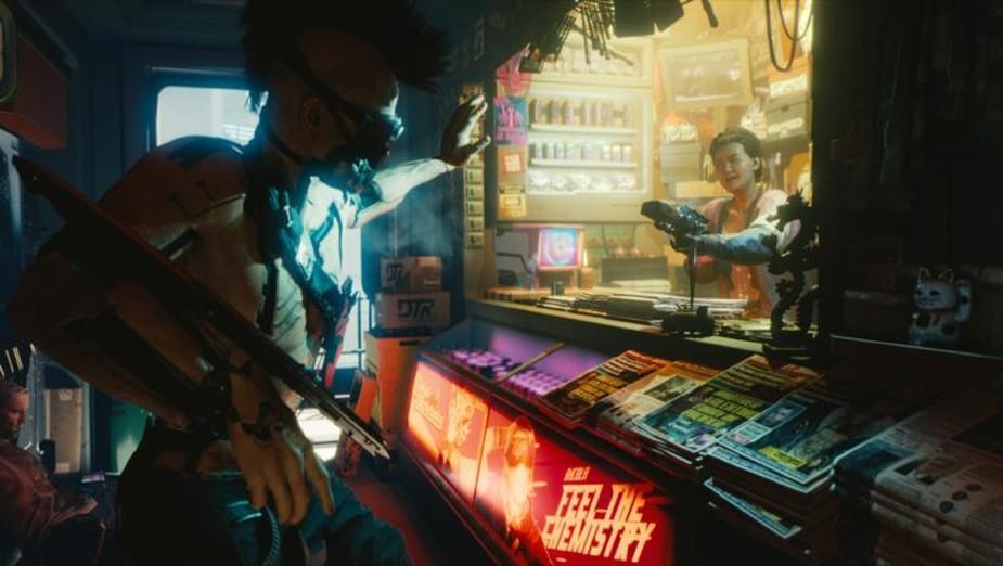 Cyberpunk 2077 - CD Projekt RED prezentuje 48 minut czystego gameplayu