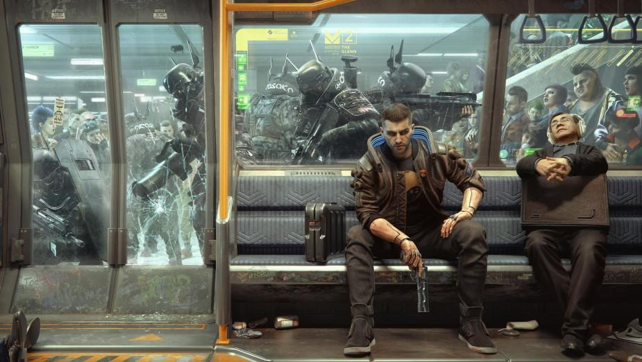 Cyberpunk 2077 - realistyczna mimika w grze to zasługa sztucznej inteligencji