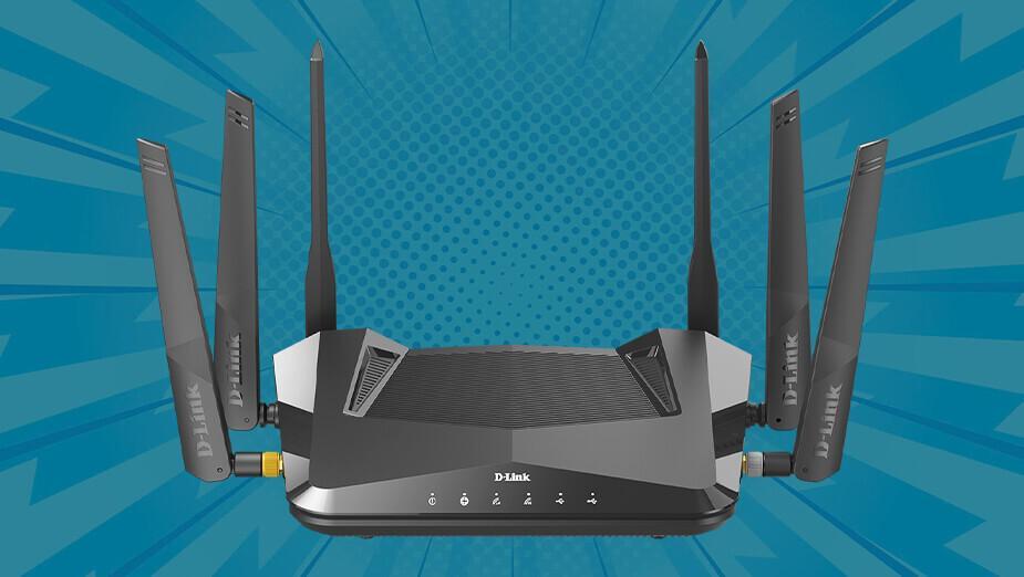 D-Link DIR‑X5460 (EXO AX AX5400) - test wysokowydajnego routera Wi-Fi 6 w dobrej cenie