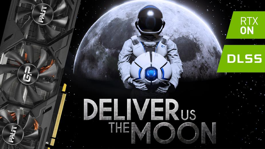 Deliver Us The Moon – rzut oka na ray-tracing oraz DLSS 2.0