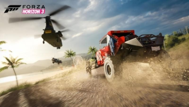 Demo Forza Horizon 3 nareszcie na PC, demo Xbox One z HDR