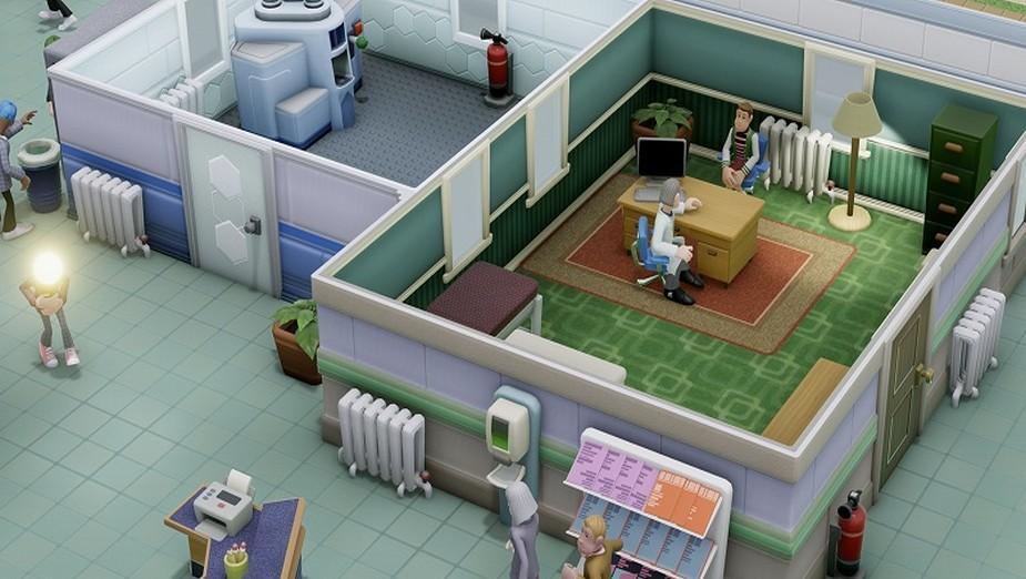 Denuvo w Two Point Hospital złamane zanim gra trafiła do sprzedaży