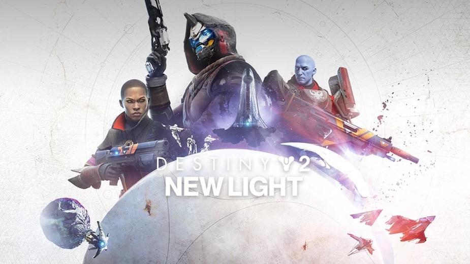 Destiny 2 przechodzi na free-2-play jako New Light i trafi na Steam