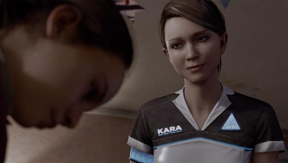 Detroit Become Human jest największą grą w historii Quantic Dream