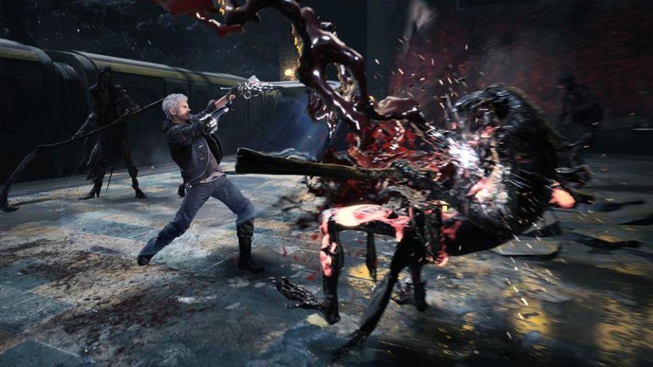 Devil May Cry 5 - wiemy, kiedy diabeł zapłacze. Data premiery i gameplay