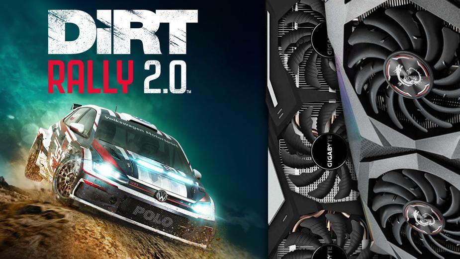 DiRT Rally 2.0 - recenzja gry i test wydajności kart graficznych