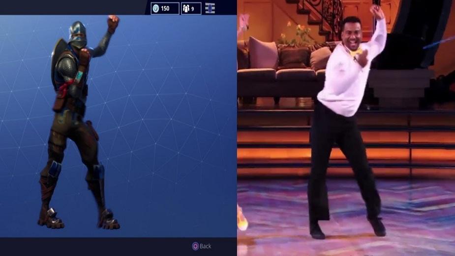 Epic Games pozwane za kolejny taniec wykorzystany w Fortnite