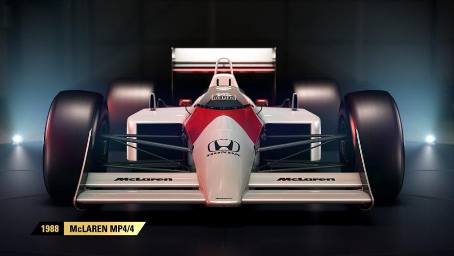 F1 2017 – premiera, nowości oraz pierwszy zwiastun