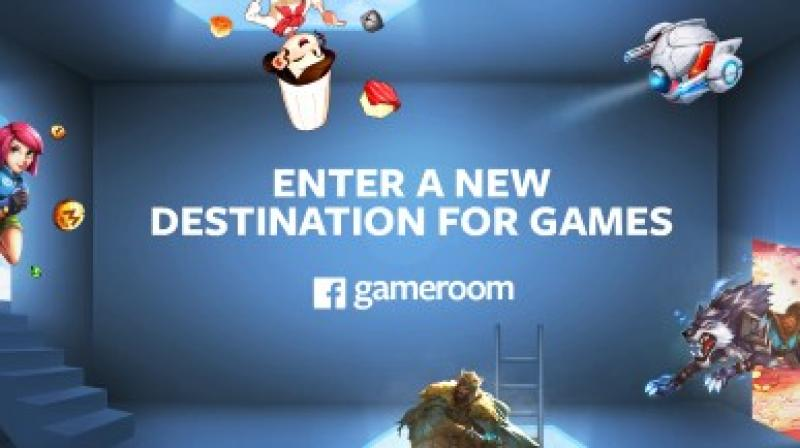 Facebook Gameroom – nowa platforma do gier