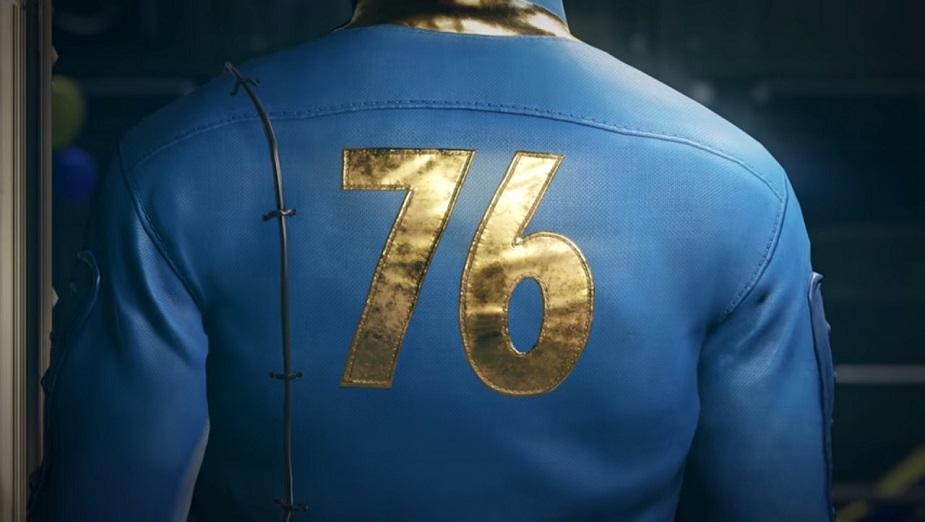 Fallout 76 potwierdzony!