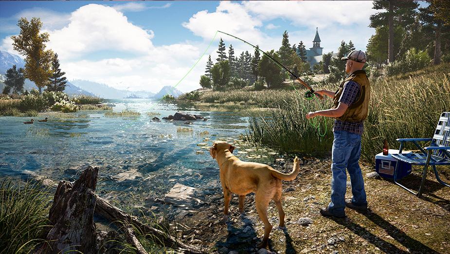 Far Cry 5 z gorszą fizyką i sztuczną inteligencją niż Far Cry 2