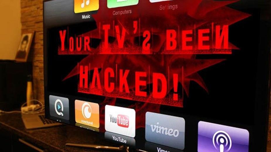 FBI ostrzega przed inteligentnymi telewizorami i radzi użyć taśmy klejącej