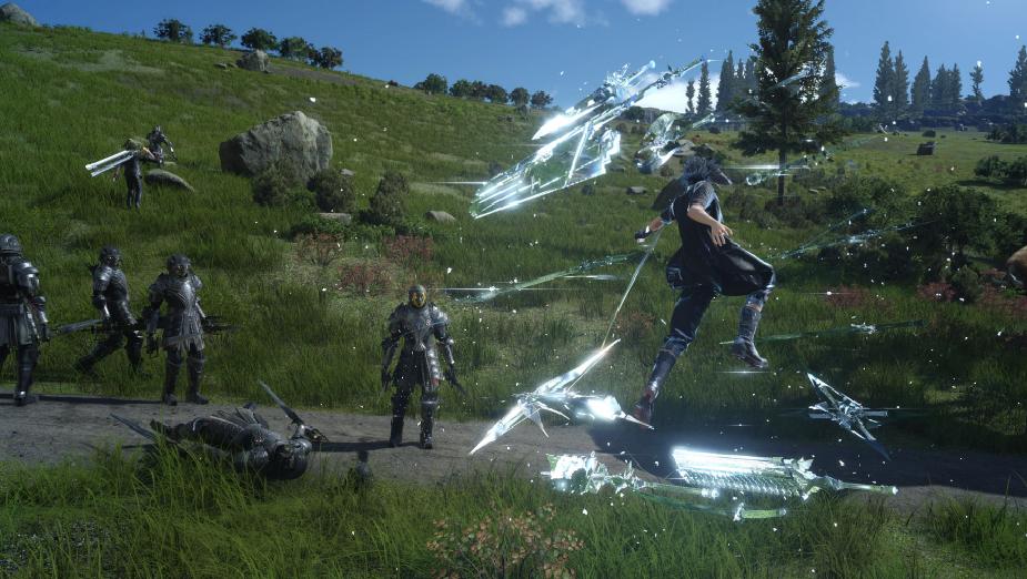Final Fantasy XV: znamy datę premiery i wymagania 4K