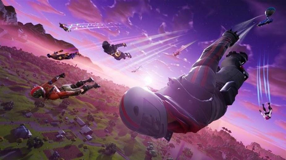 Fortnite dodaje split-screen do swojego trybu multiplayer