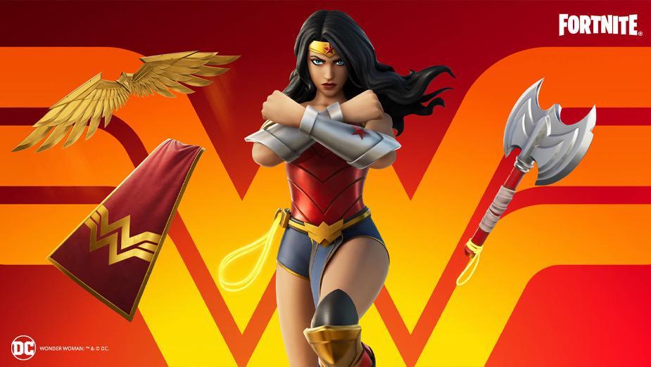 Fortnite - Wonder Woman trafi do gry. Jak zdobyć skórkę?